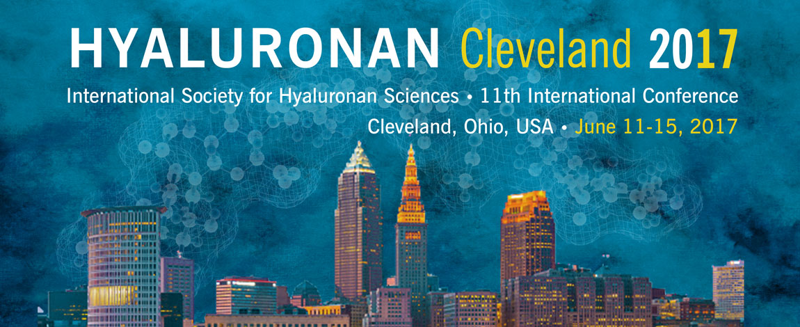 International Conference on Advances in Basic, Applied and Clinical Science of Hyaluronan – 11.06.2017